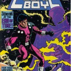 Cosmic Boy Vol 1 4