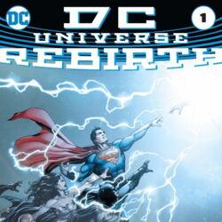 DCU: Rebirth Vol 1 1