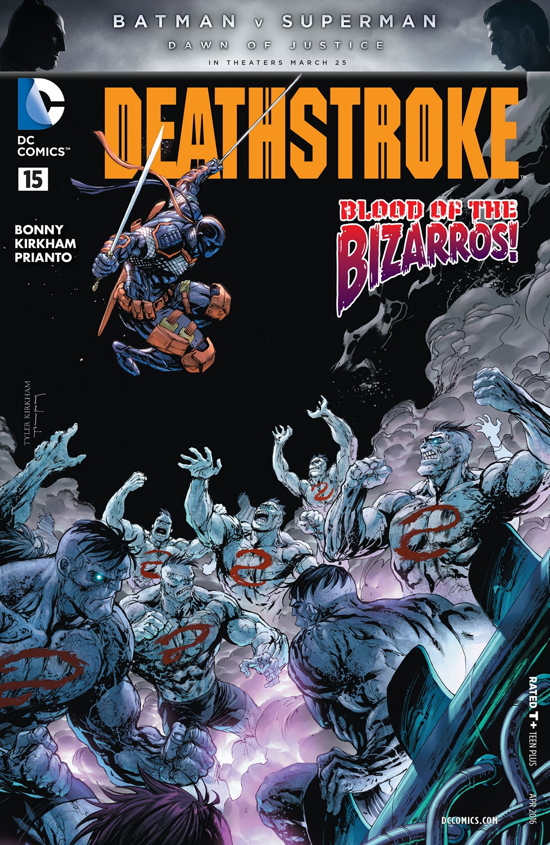 Deathstroke Vol 3 15