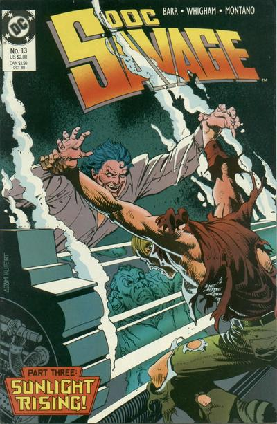 Doc Savage Vol 2 13