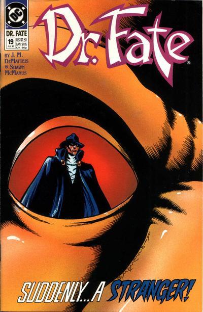 Doctor Fate Vol 2 19
