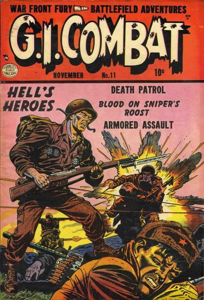 G.I. Combat Vol 1 11