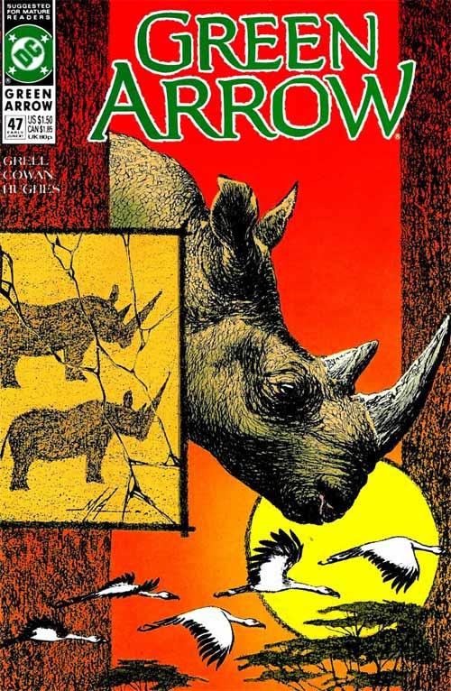 Green Arrow Vol 2 47