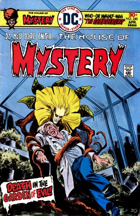 House of Mystery Vol 1 240