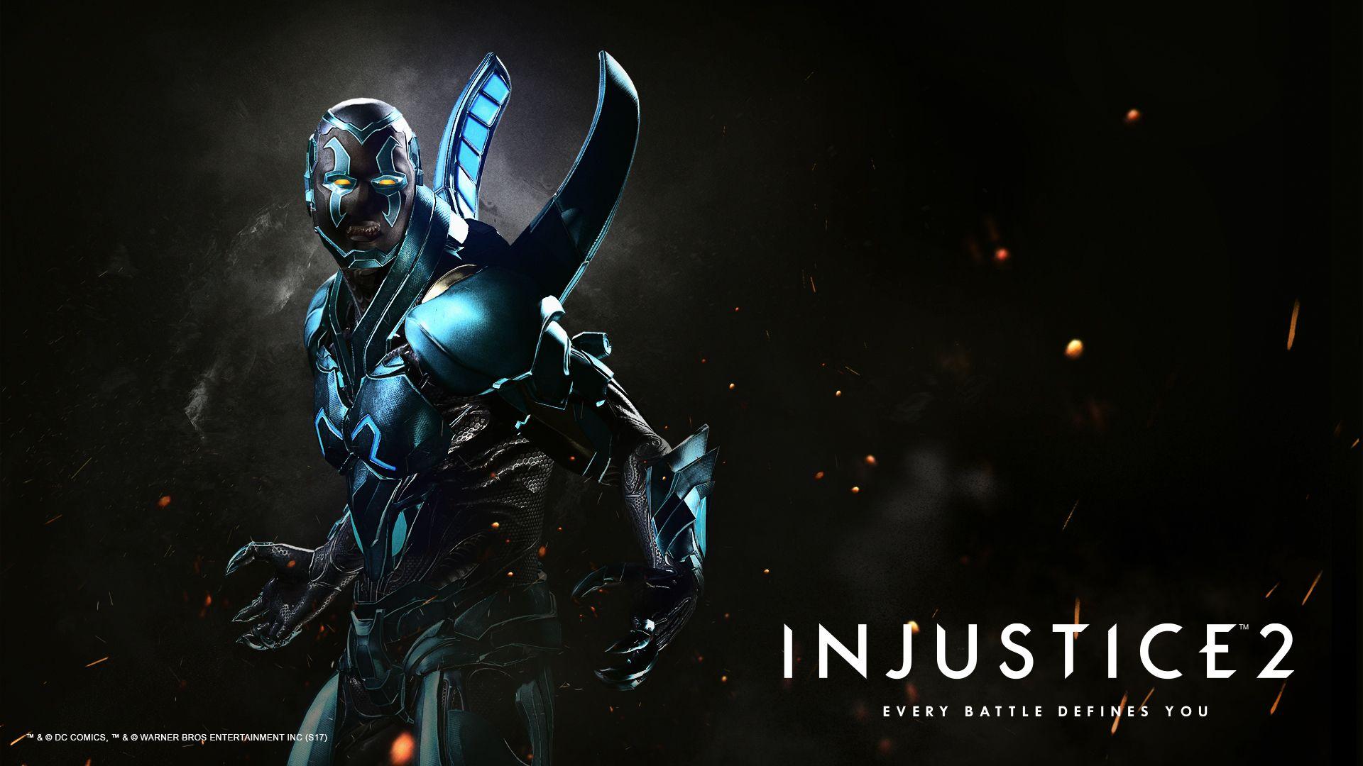 Jaime Reyes (Injustice)