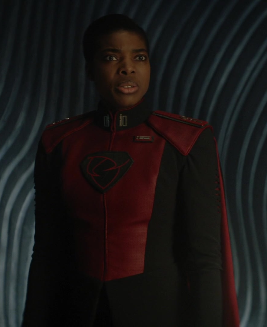 Jayna-Zod (Krypton TV Series)