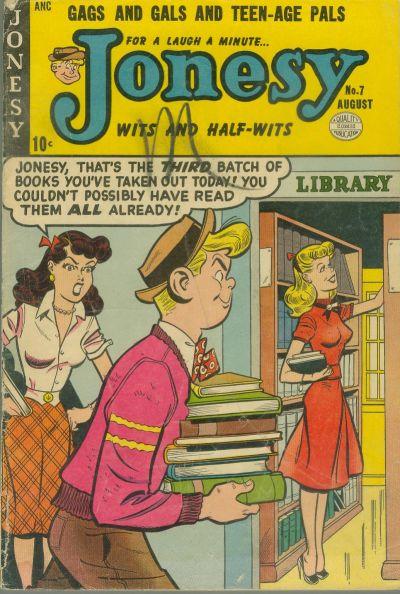 Jonesy Vol 1 7