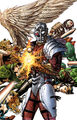 Justice League of America Vol 3 7.1 Deadshot Textless