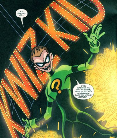 Kwiz Kid (Teen Titans TV Series)