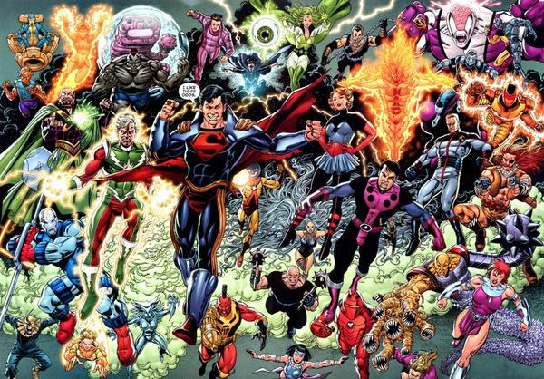 Legion of Super-Heroes Villains