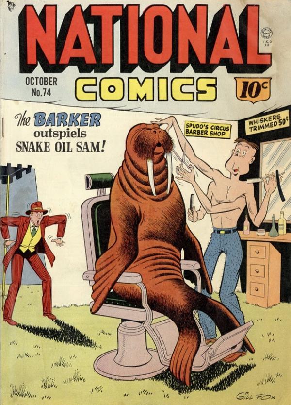 National Comics Vol 1 74
