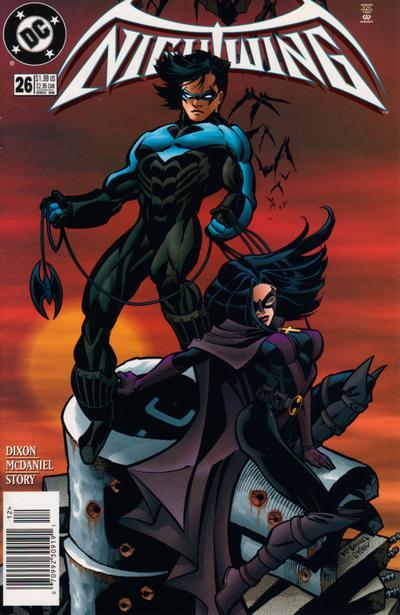 Nightwing Vol 2 26