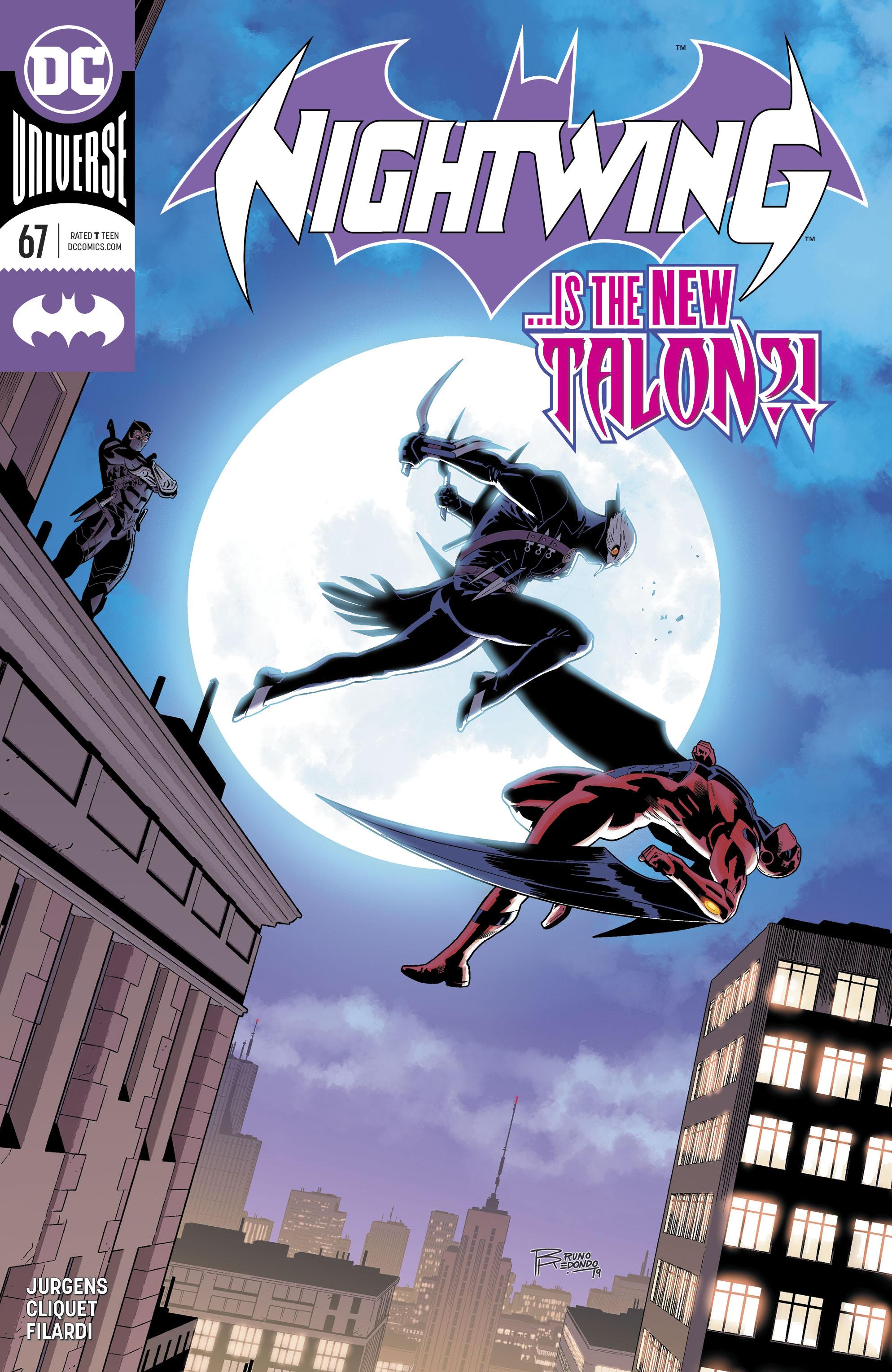 Nightwing Vol 4 67