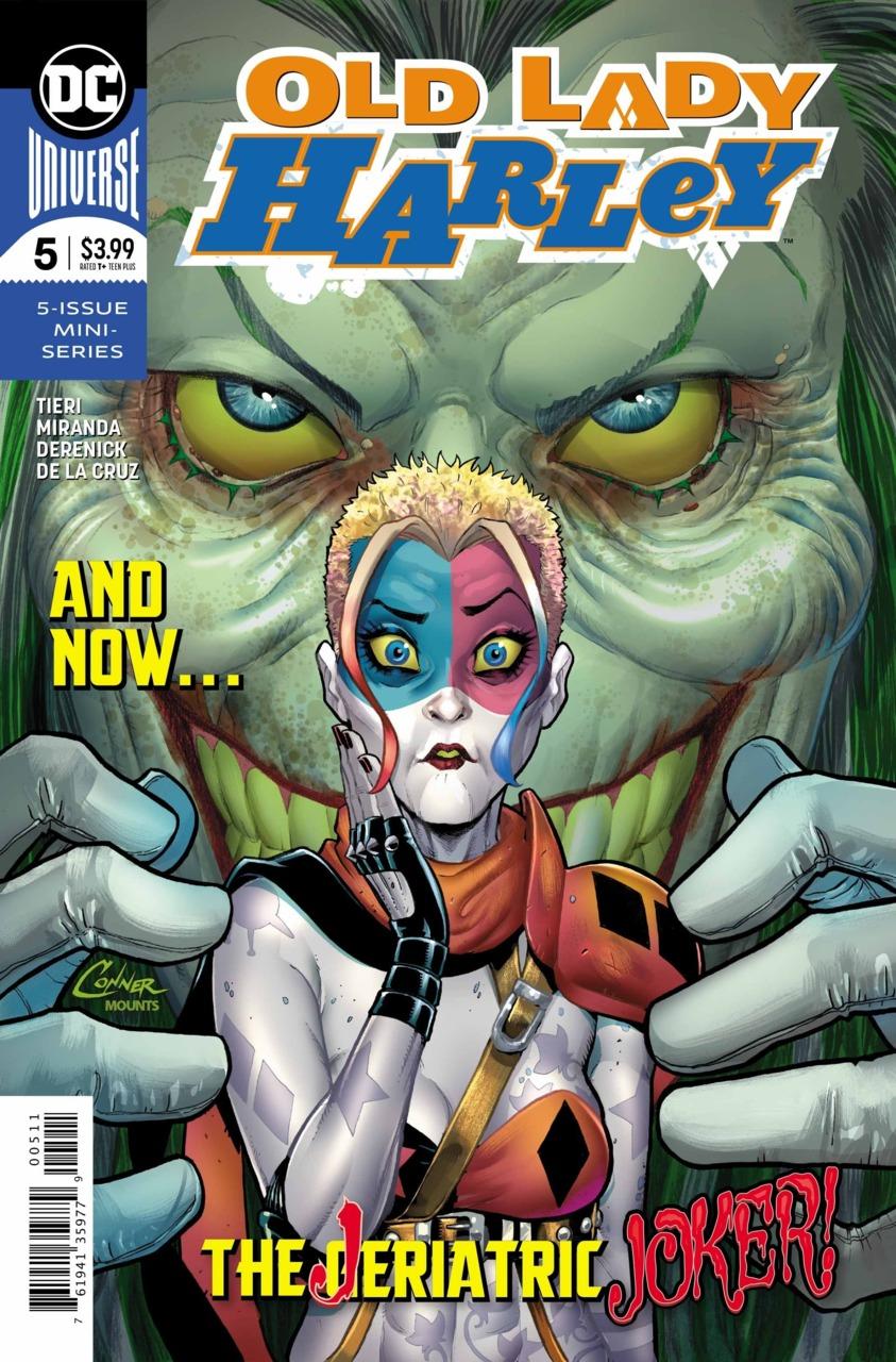 Old Lady Harley Vol 1 5
