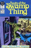 Roots of the Swamp Thing 4