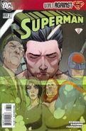 Superman Vol 1 693 Cover