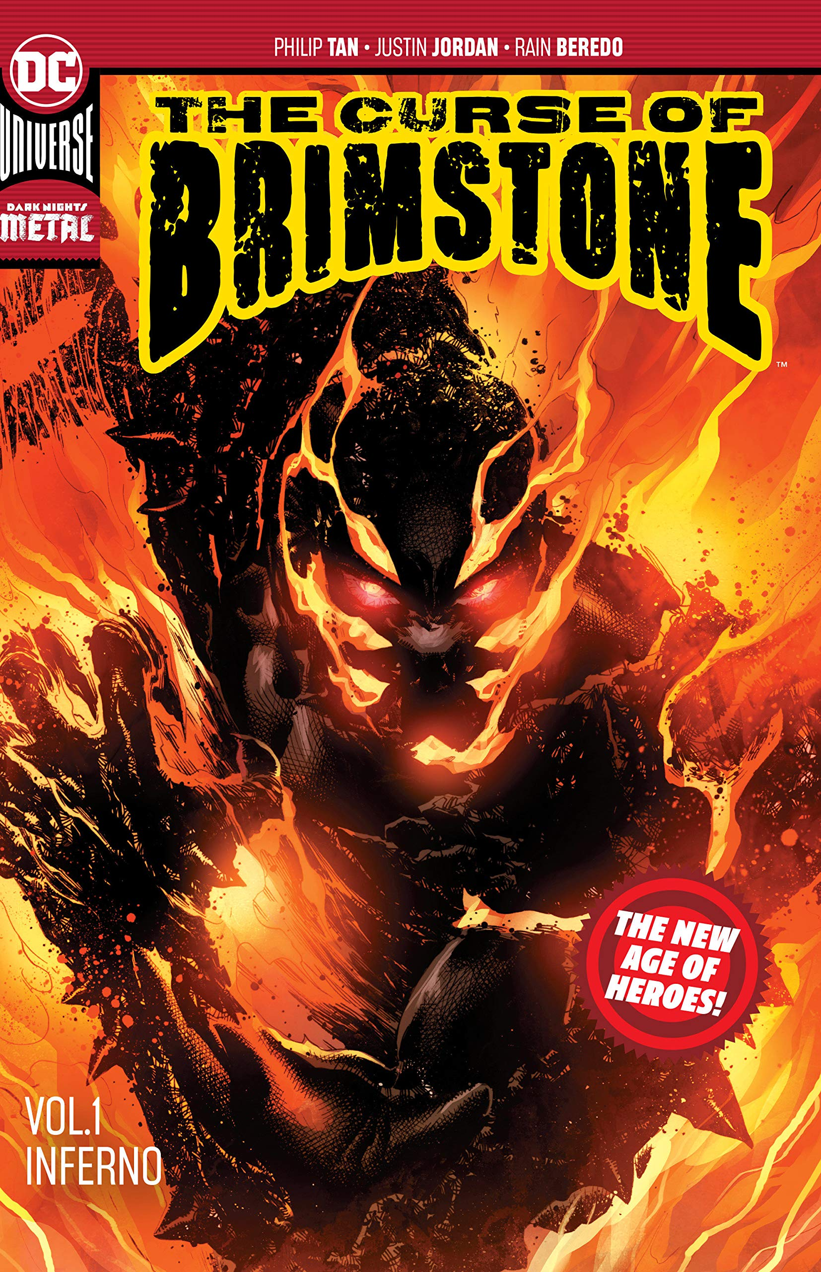 The Curse of Brimstone: Inferno (Collected)