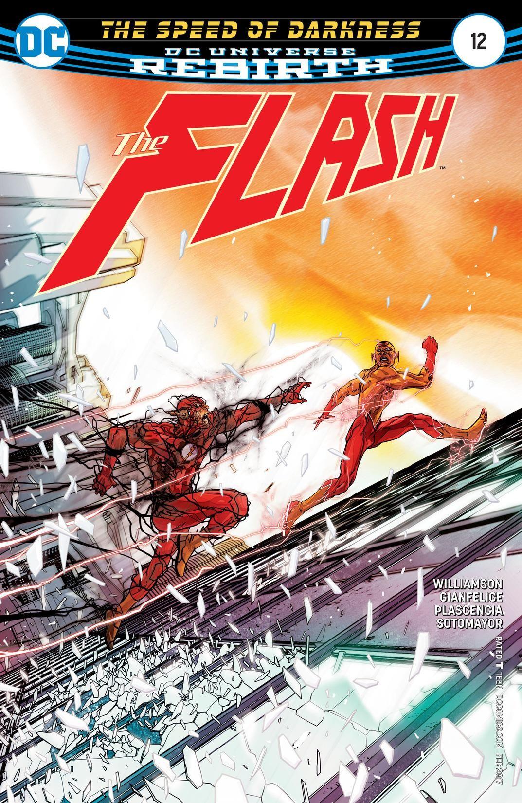 The Flash Vol 5 12