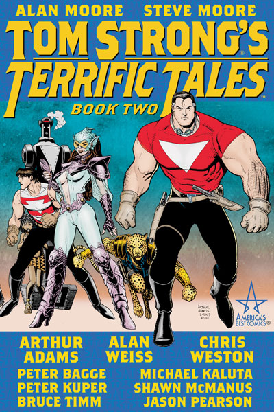 Tom Strong's Terrific Tales Vol. 2 (Collected)