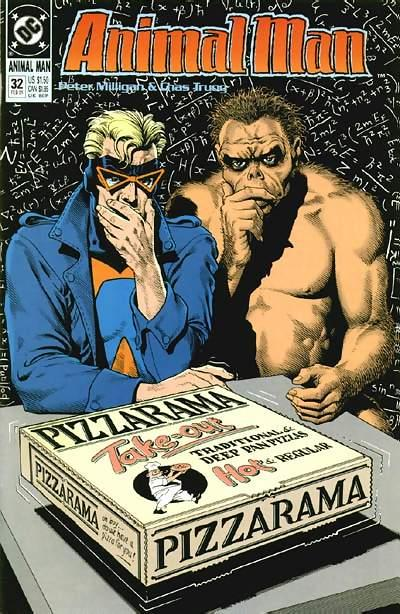 Animal Man Vol 1 32