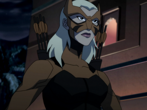 Artemis Crock (Earth-16)