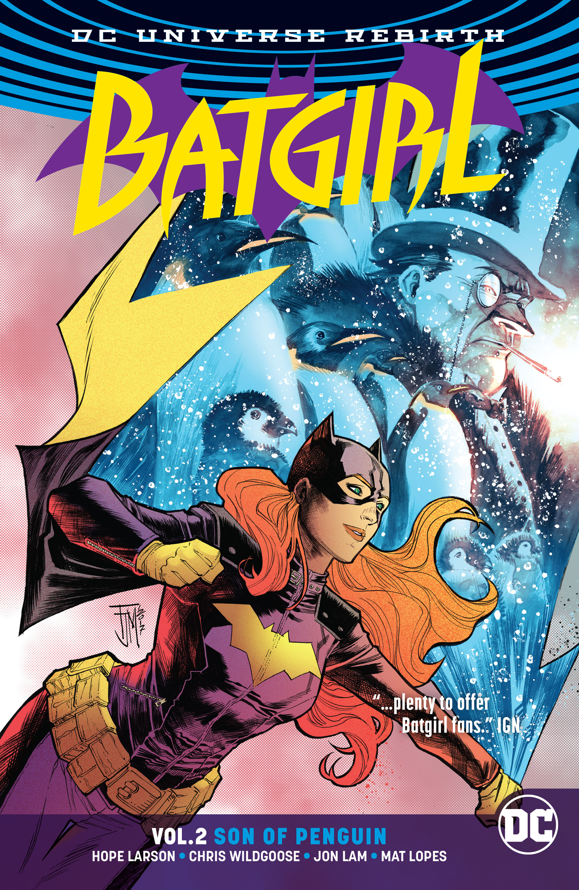 Batgirl: Son of Penguin (Collected)