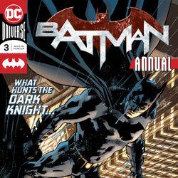 Batman Annual Vol 3 3