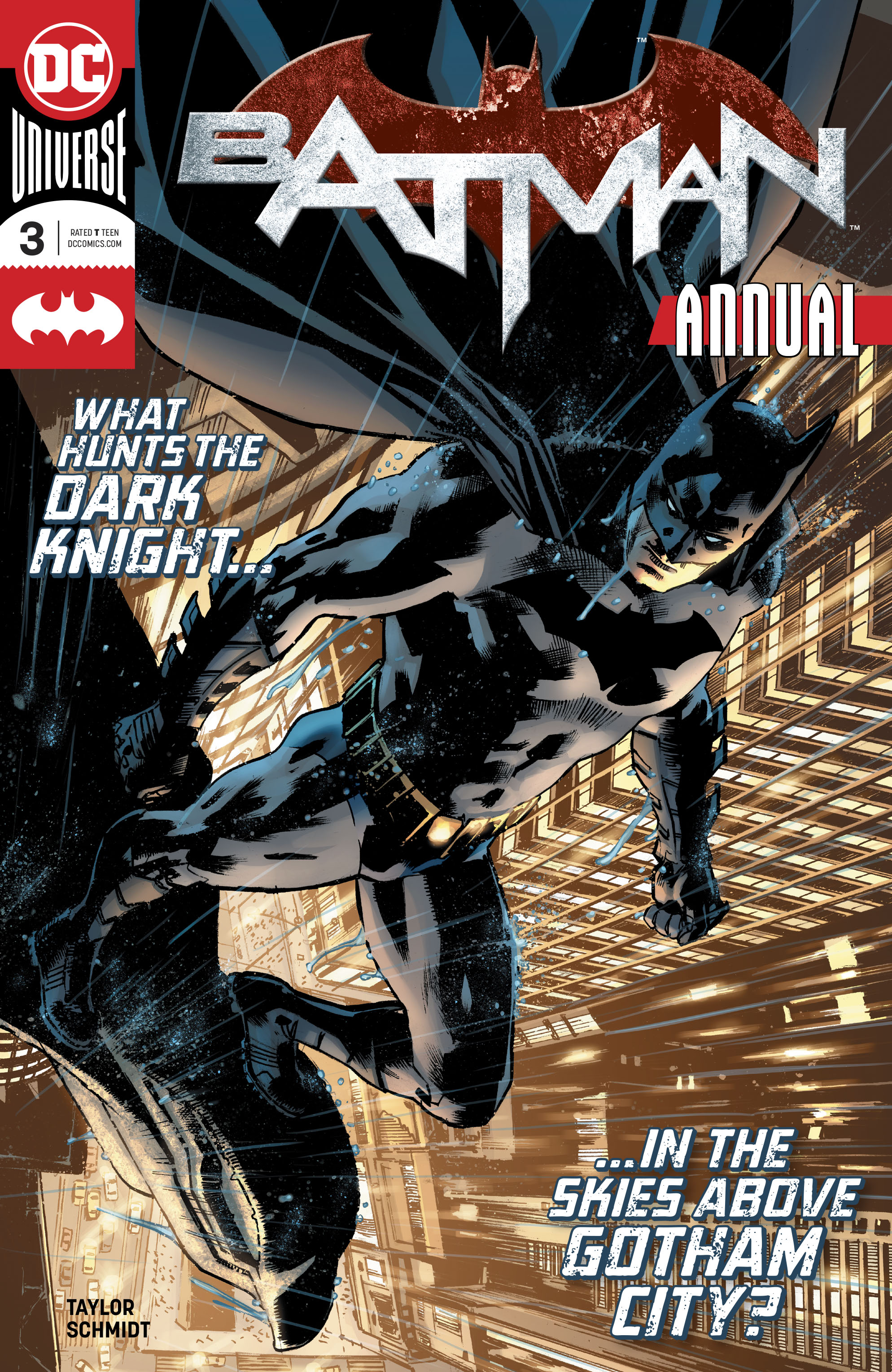 Batman Annual Vol 3 3