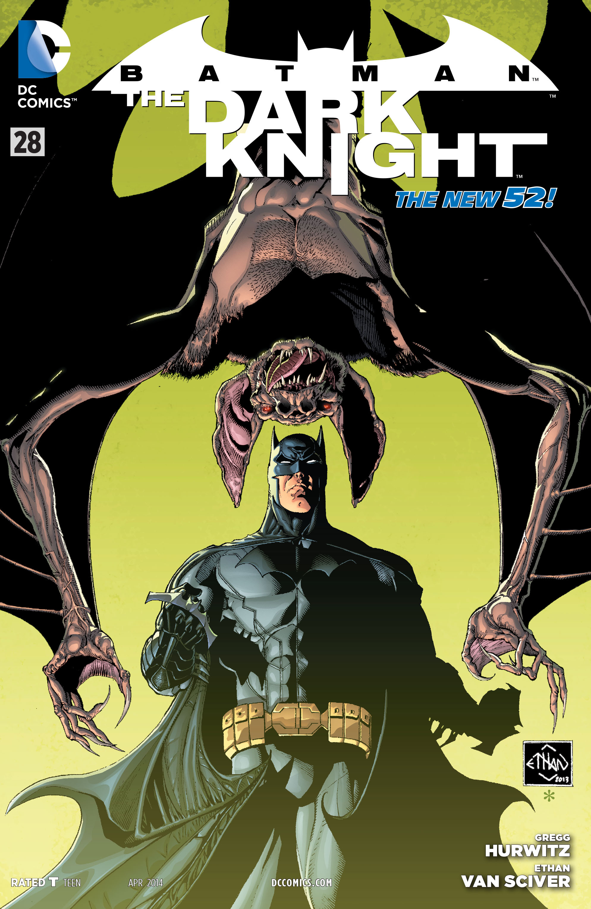 Batman: The Dark Knight Vol 2 28