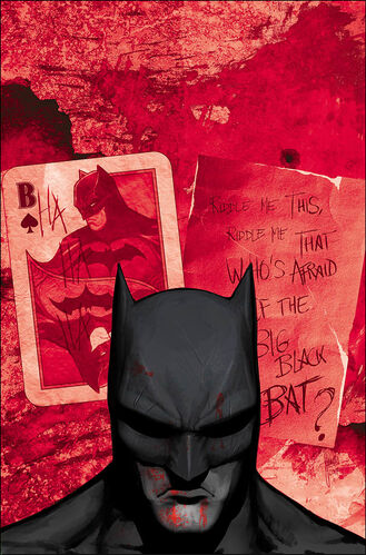 Textless Second Printing Cover