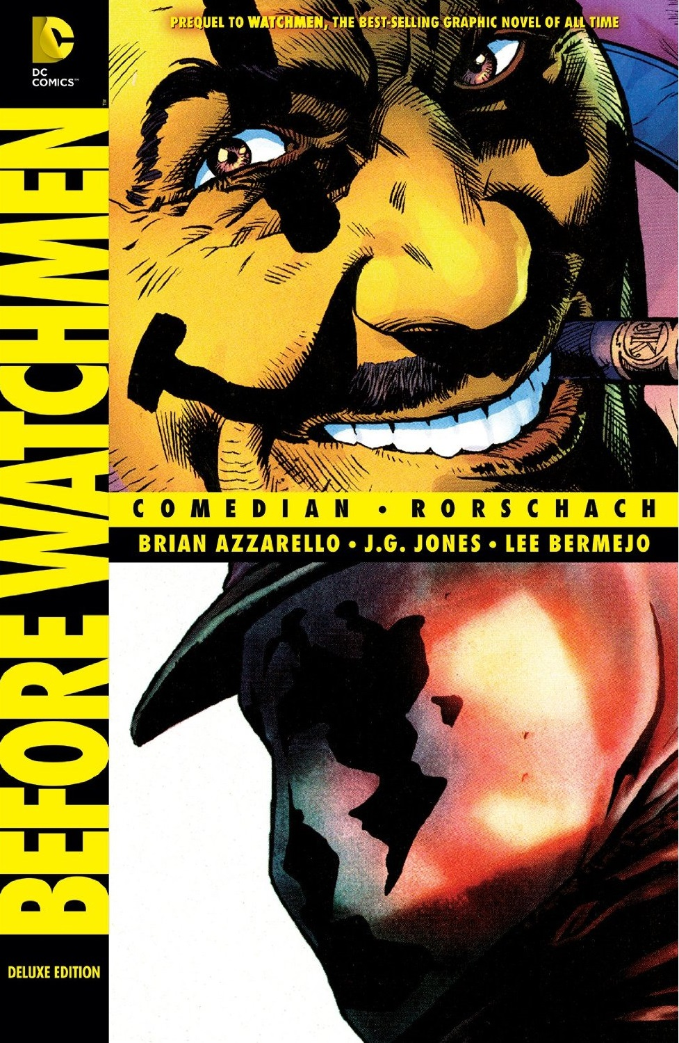 Before Watchmen: Comedian/Rorschach (Collected)