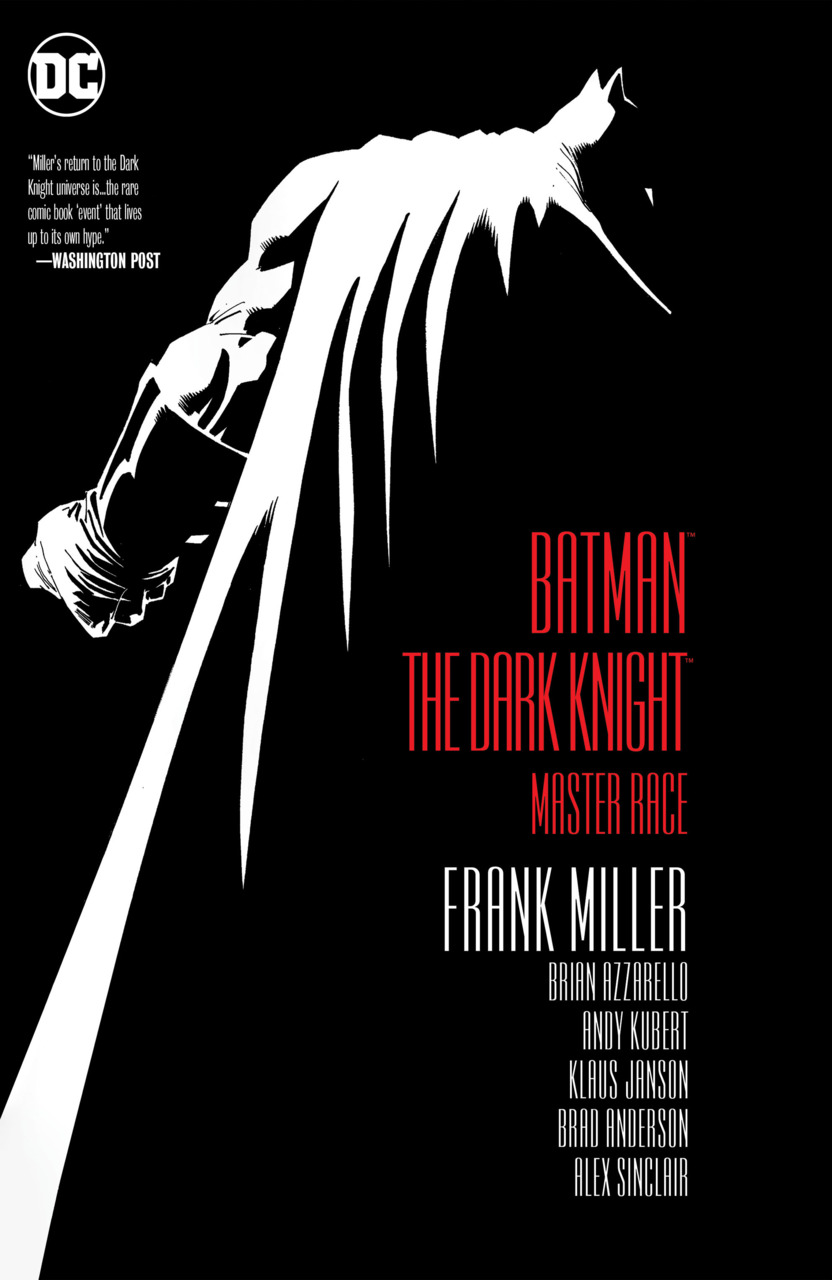 Dark Knight III: The Master Race (Collected)