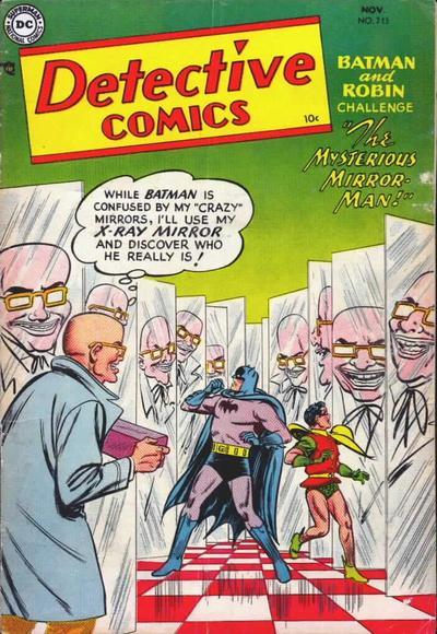 Detective Comics Vol 1 213