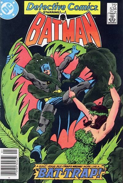 Detective Comics Vol 1 534