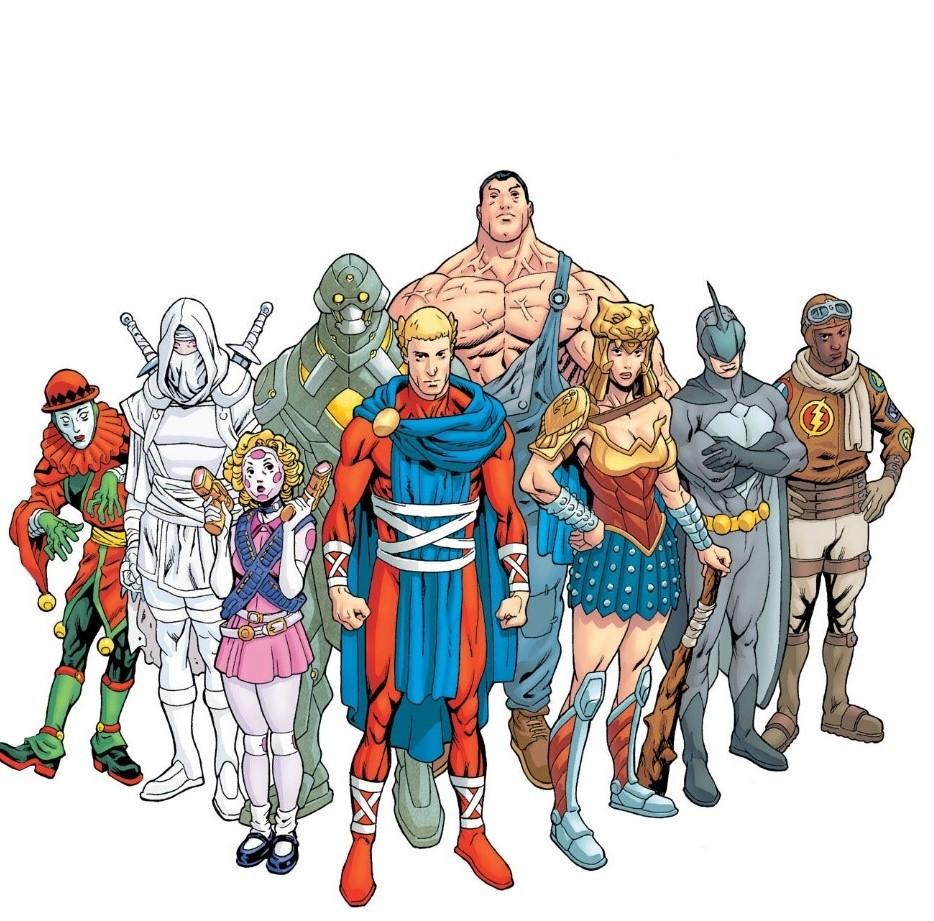 Light Brigade (Earth 34)