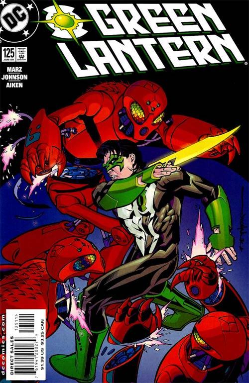 Green Lantern Vol 3 125