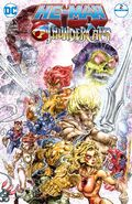 He-Man Thundercats Vol 1 2