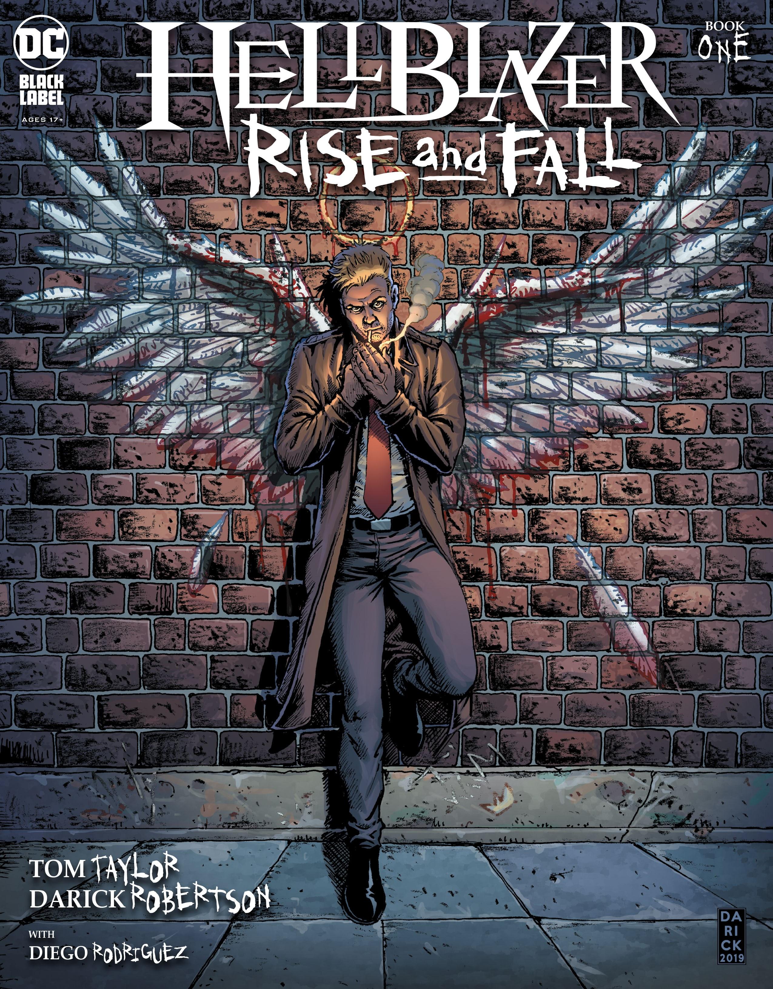 Hellblazer: Rise and Fall Vol 1