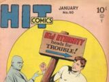 Hit Comics Vol 1 50