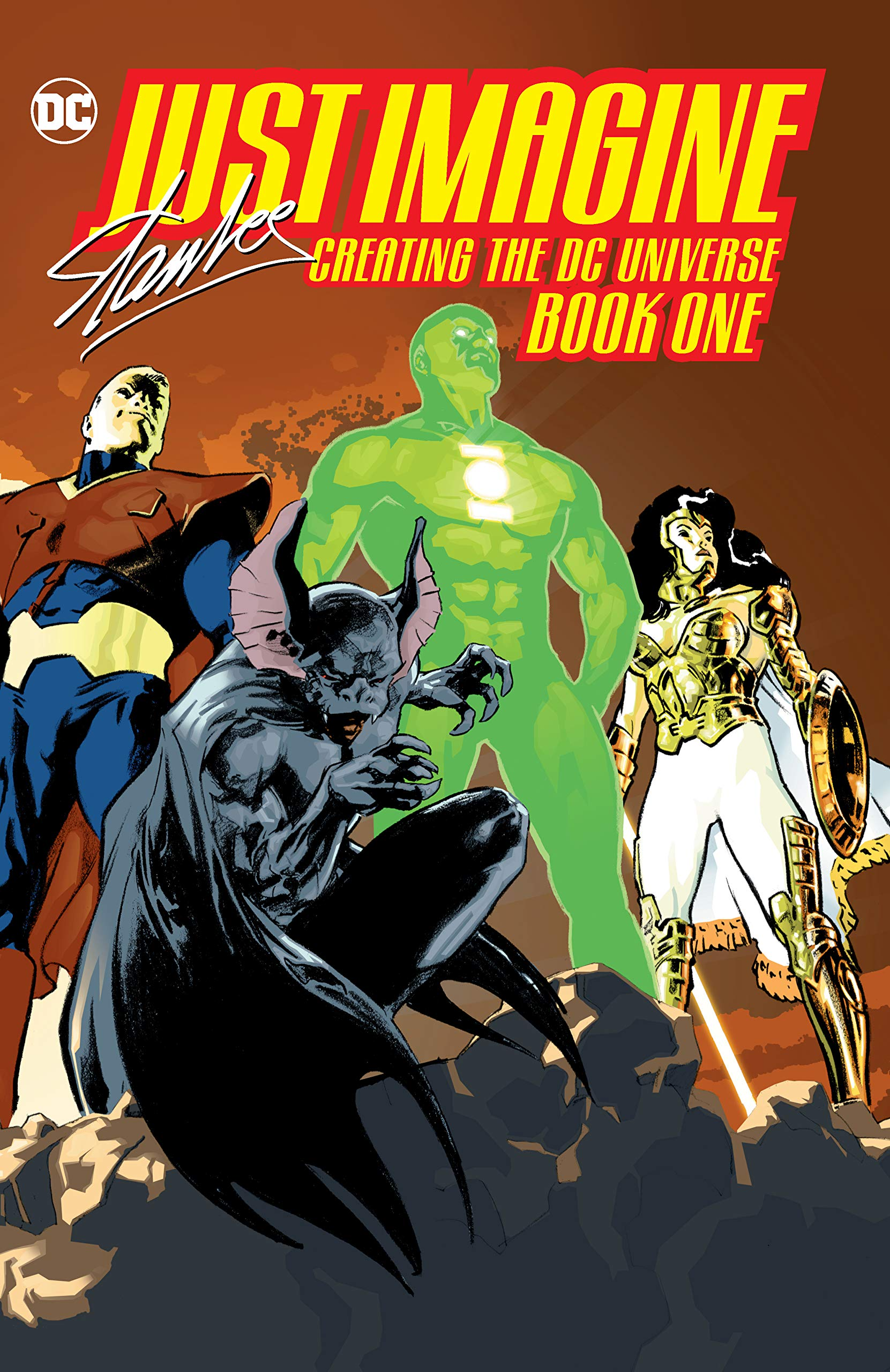 Just Imagine Stan Lee Creating the DC Universe: Book One (Collected)