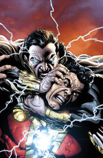 Shazam faces Black Adam