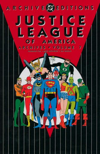 Justice League of America Archives Vol. 7 (Collected)