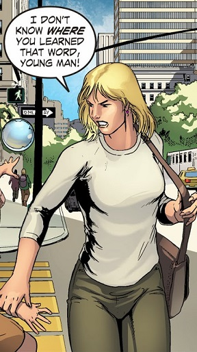 Marilyn Batson (Smallville)