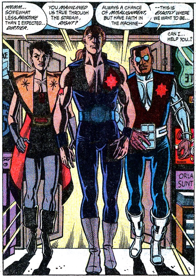 Mazerunners (Superboy TV Series)