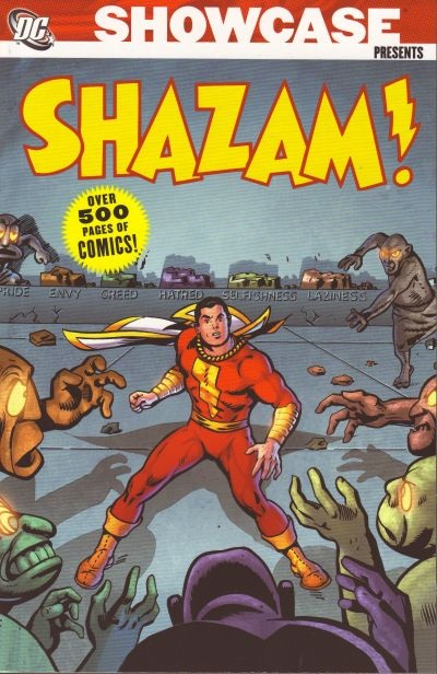 Showcase Presents: Shazam! Vol. 1 (Collected)