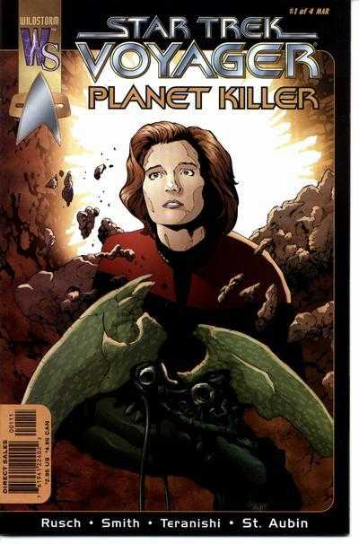 Star Trek: Voyager: Planet Killer Vol 1