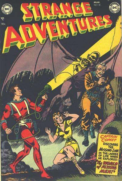 Strange Adventures Vol 1 18