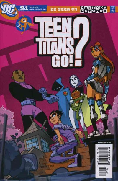 Teen Titans Go! Vol 1 24