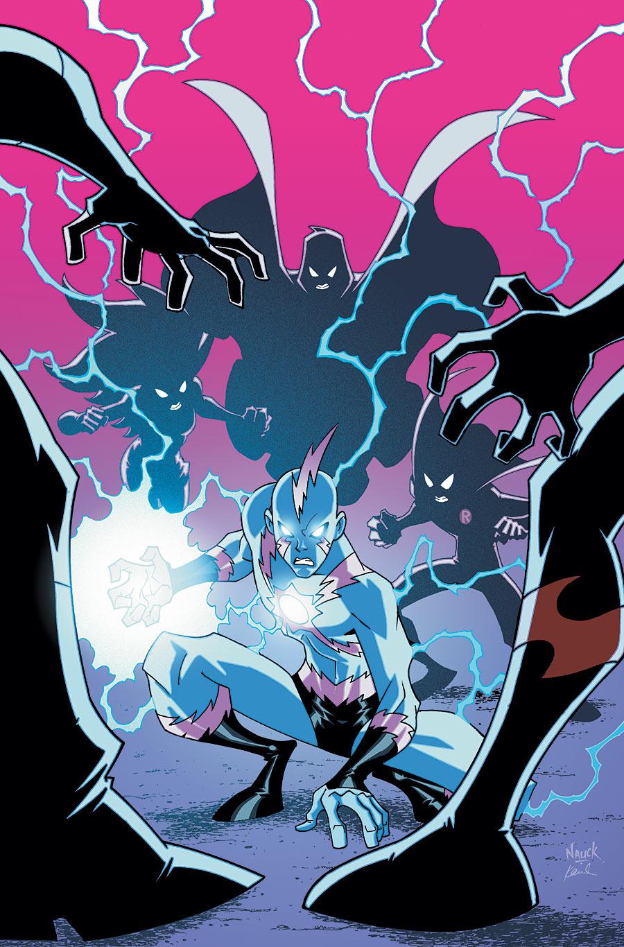 Kilowatt (Teen Titans TV Series)