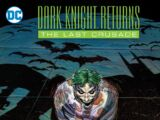 The Dark Knight Returns: The Last Crusade Vol 1 1